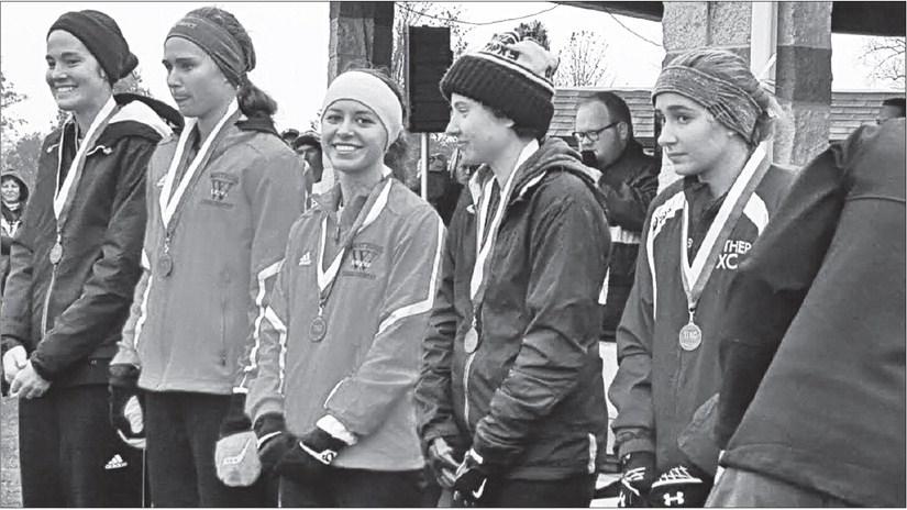 Former Charles City runner finds success at Wartburg