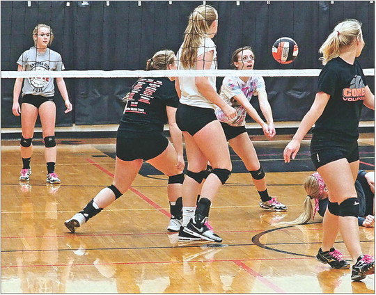 Comets' road to state goes through Waverly once again
