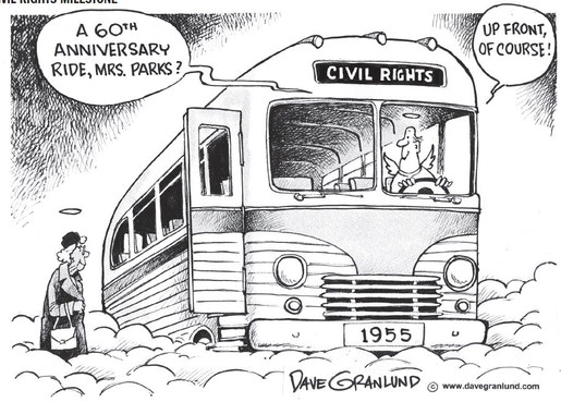 CIVIL RIGHTS MILESTONE