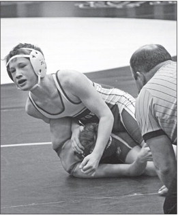Returning wrestlers lead the way at RRMR