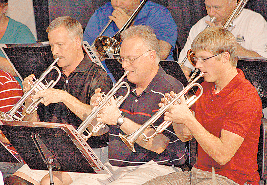 CC Municipal Band invites musicians to join