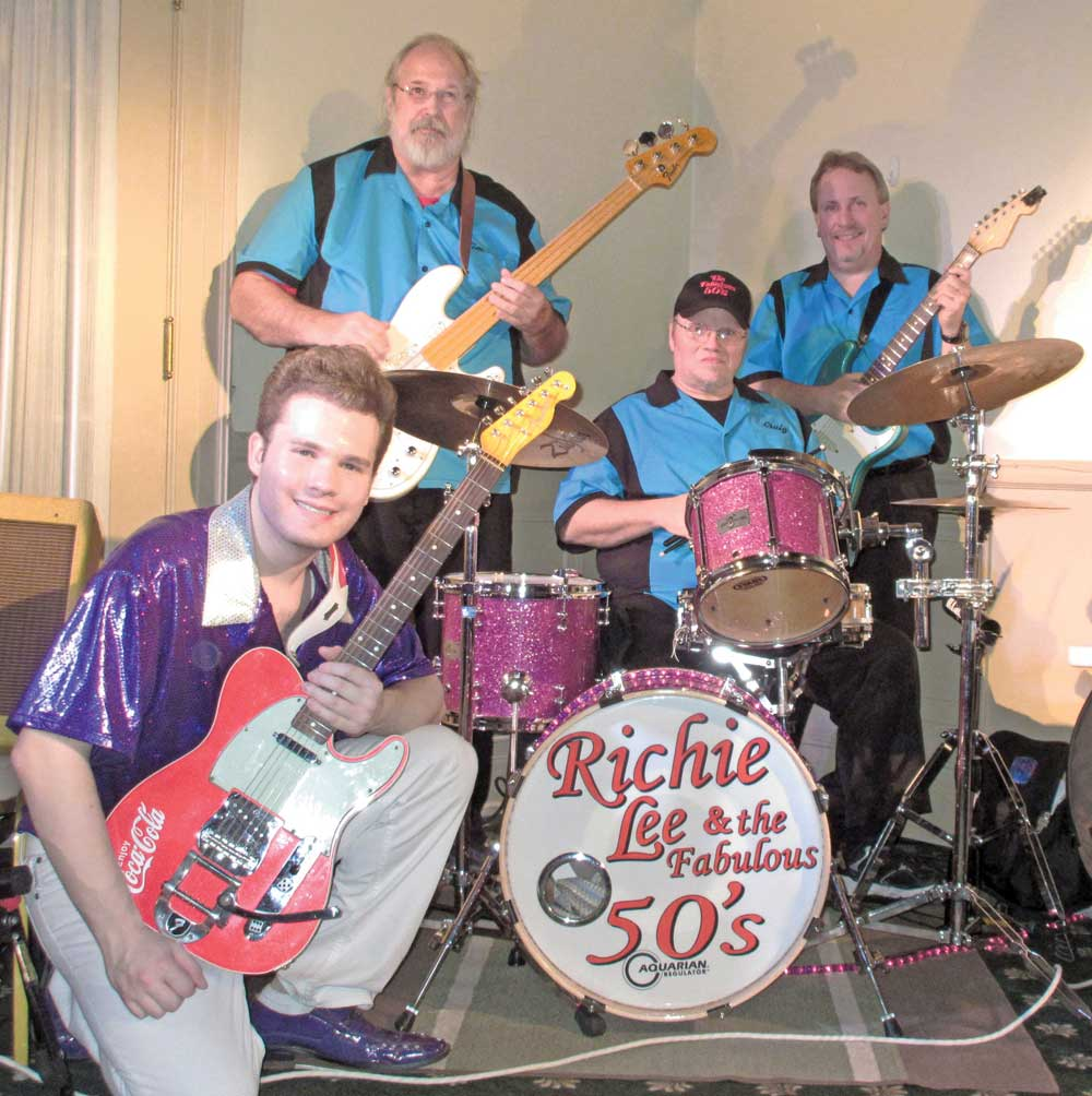 'Fabulous 50s' headline first summer Party in the Park