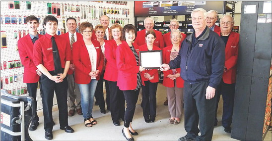 Cc S Carquest Auto Parts Celebrates 30th Anniversary Charles City