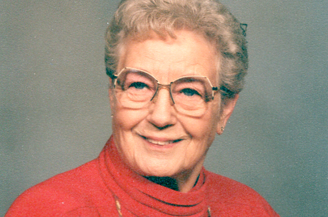 Dorothy Hampe