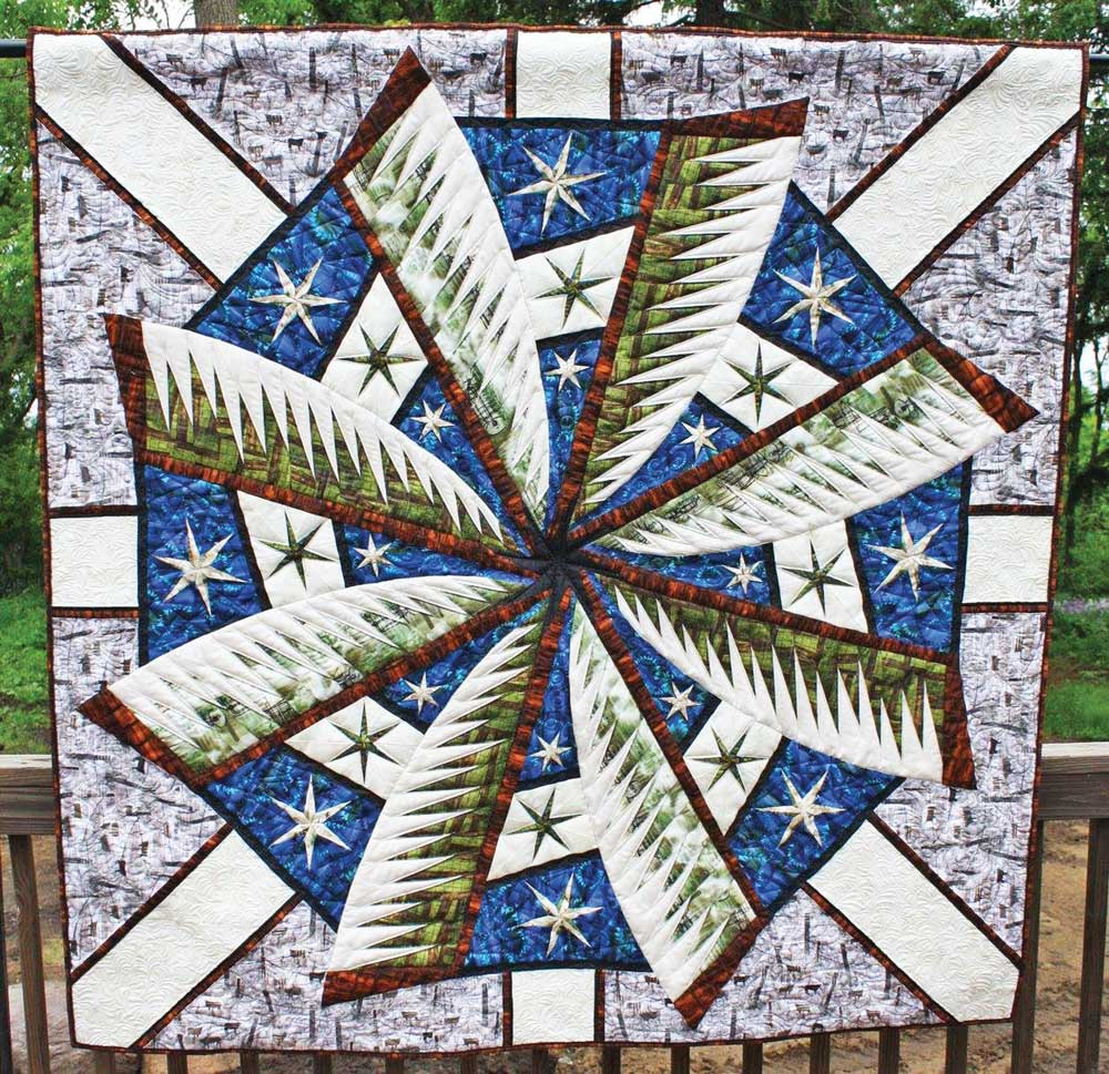 CC quilter earns top prizes at Iowa State Fair