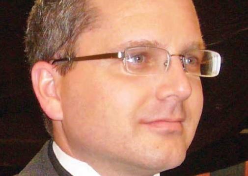 CC Singers name Scott Blakenbaker as new director