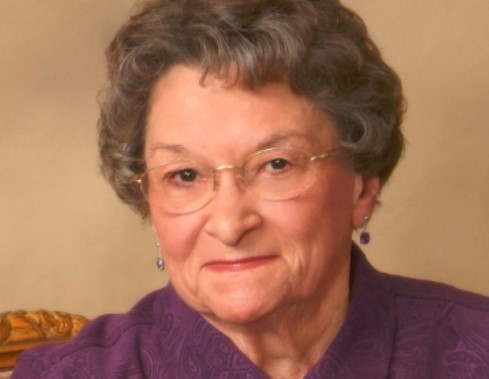 Eva Mae (Schweim) Huffman