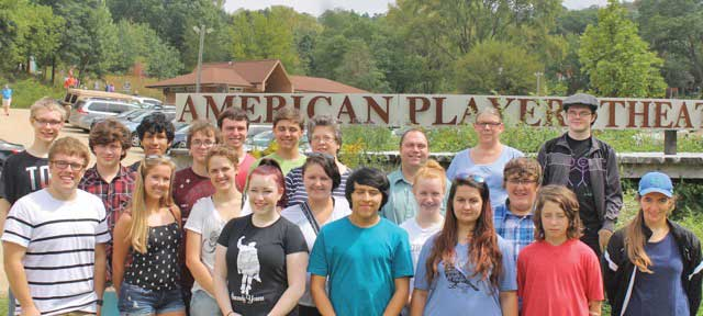 CC students visit American Players Theatre for drama trip