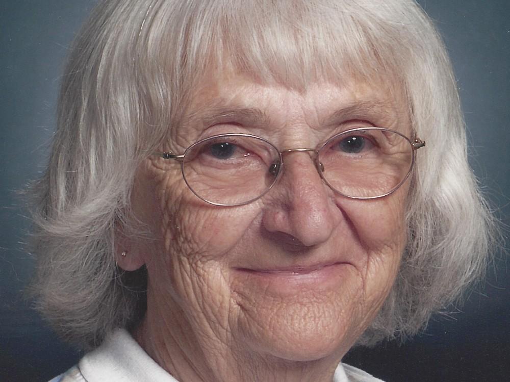 Betty Ann Swartzrock Griffin