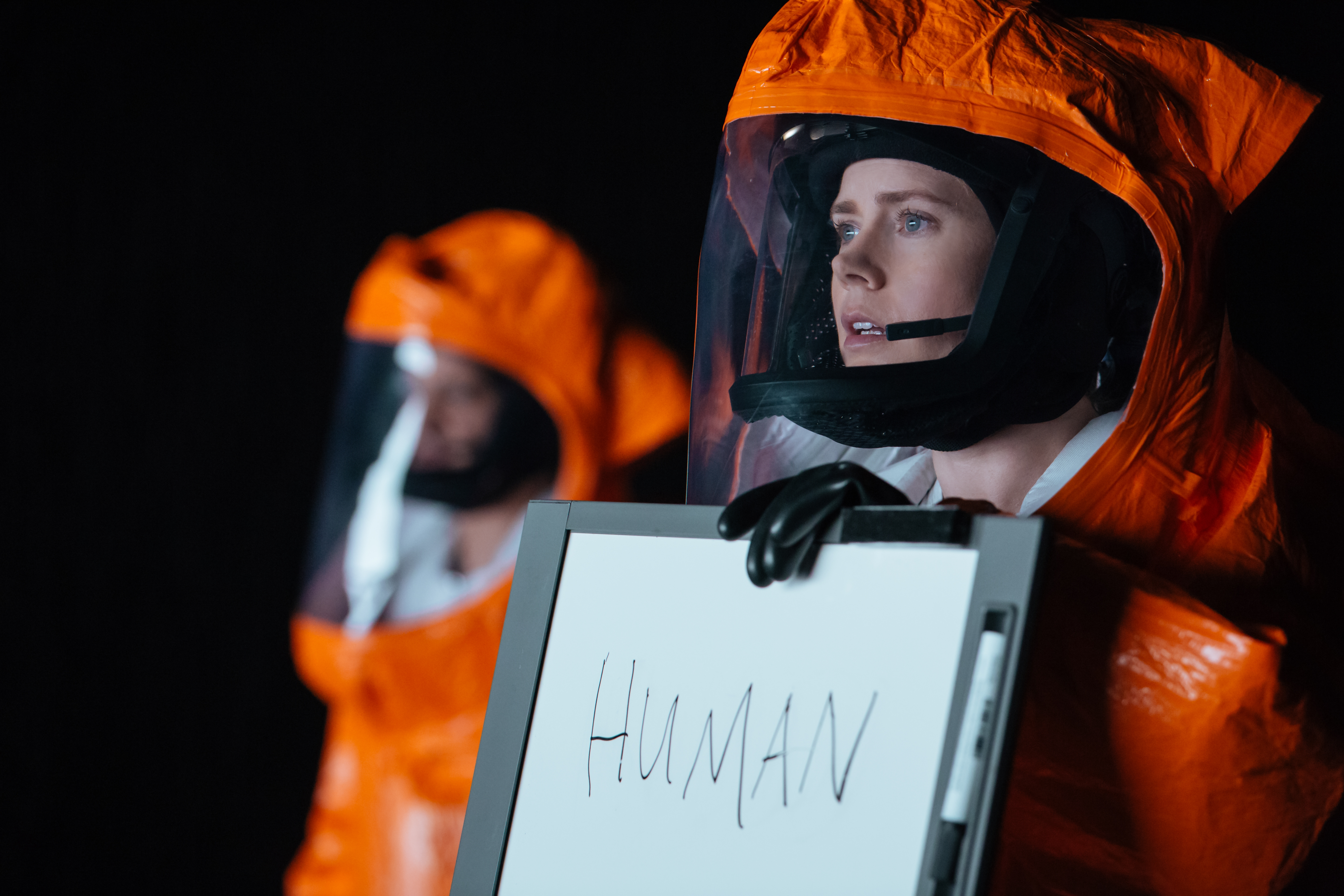 COMING TO THE CHARLES: 'Arrival' brings freshness to sci-fi genre