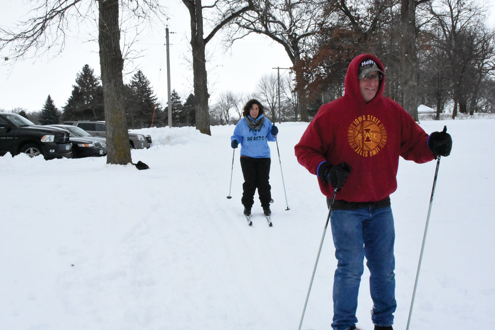 Enjoy some outdoor winter fun during Cabin Fever Weekend in Charles City area