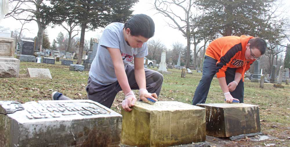 Date set for Riverside Cemetery open house