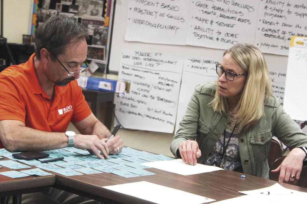 BLDD hosts first high school design session