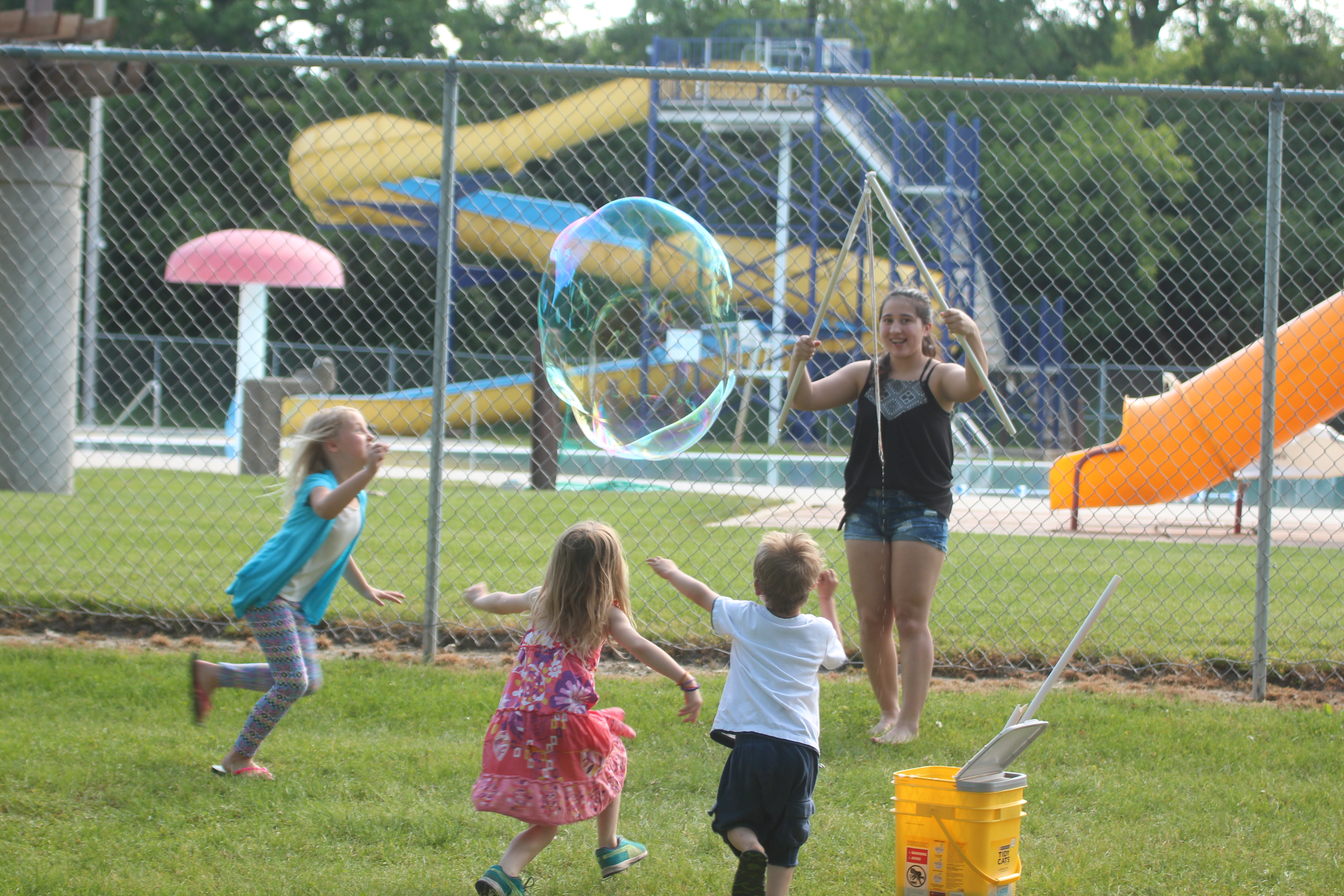 Summer Bash jumpstarts an active summer