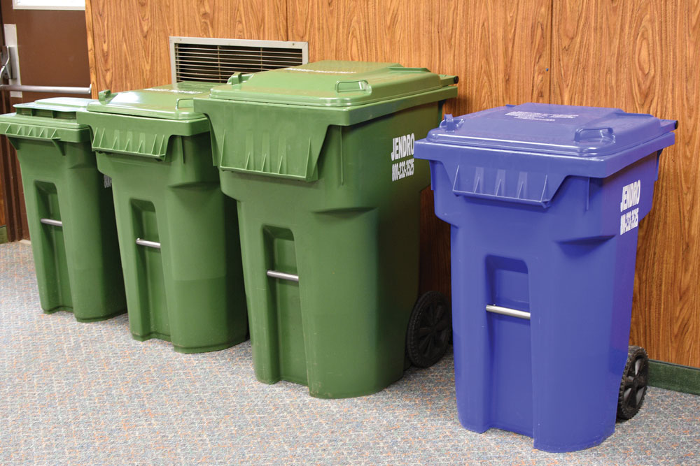 Charles City Council looks at waste collection rate hike request