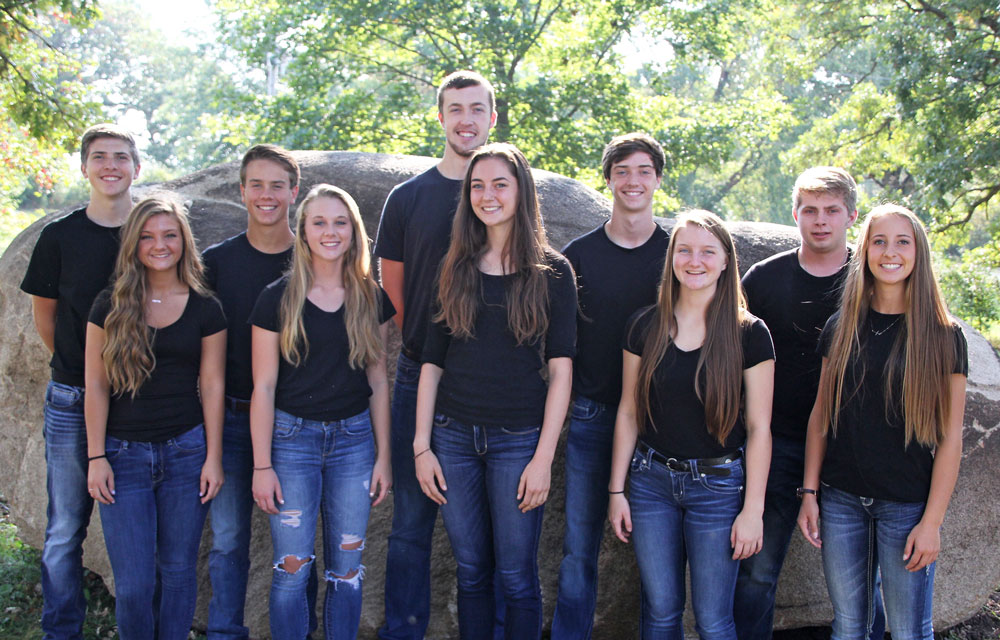 CCHS Homecoming Court announced