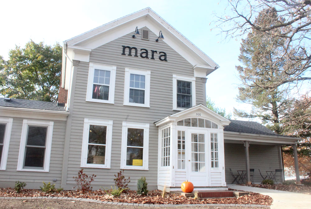 Mara Bridal finds historic charm in new home
