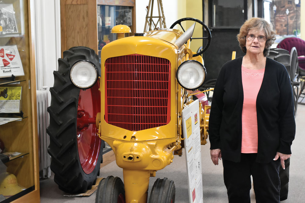 Minneapolis Moline show coming to Charles City