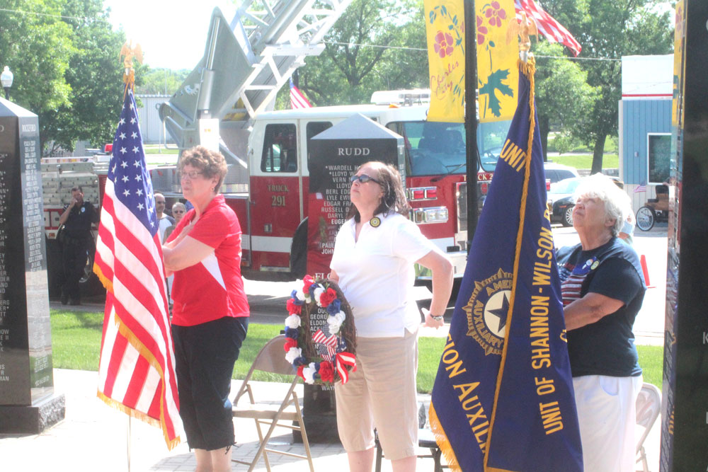 Memorial Day services set in Charles City