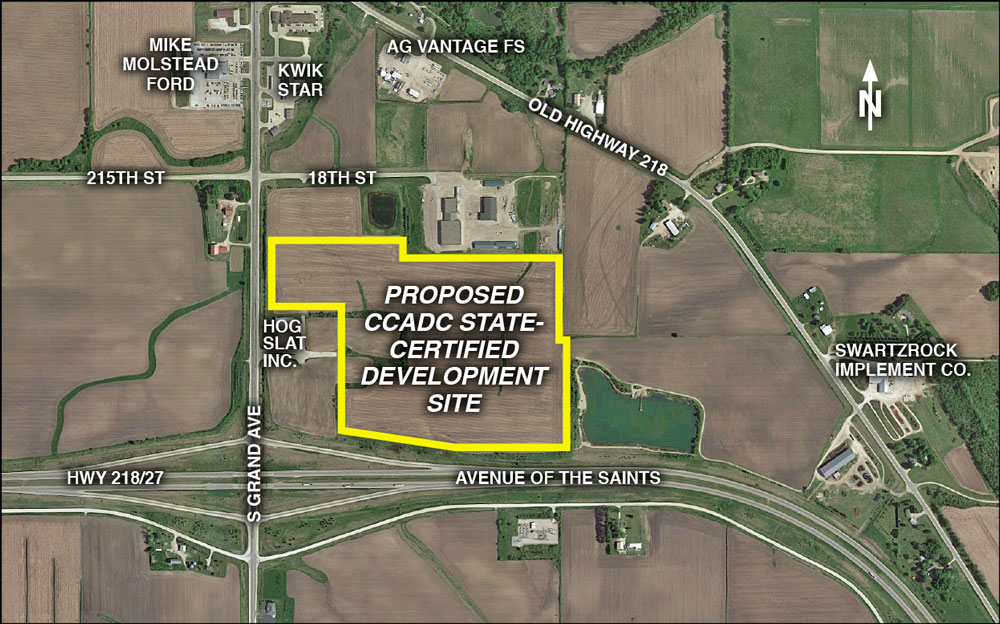 County continues to ponder certified site land purchase