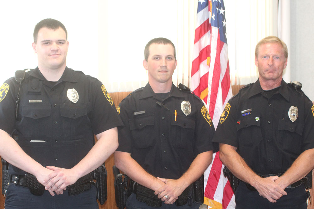 Reserve police officers making impact in Charles City
