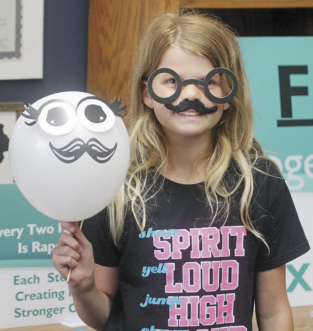 'Mustache Dash' 5K run Saturday a fun way to address a serious issue