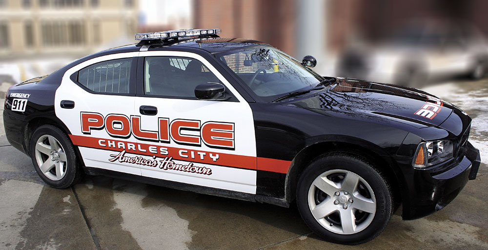 Driver of vehicle in Sunday's car chase arrested