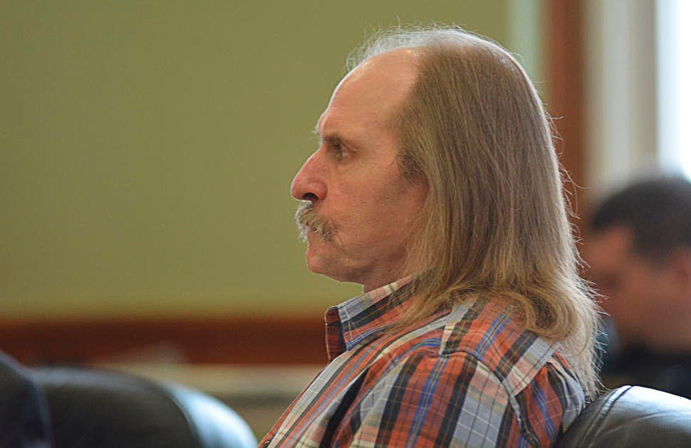 Linderman gets life in prison for 2017 murder near Newton