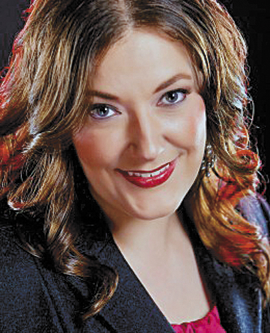Fine Arts: Charles City native hitting the right notes with the Metropolitan Opera