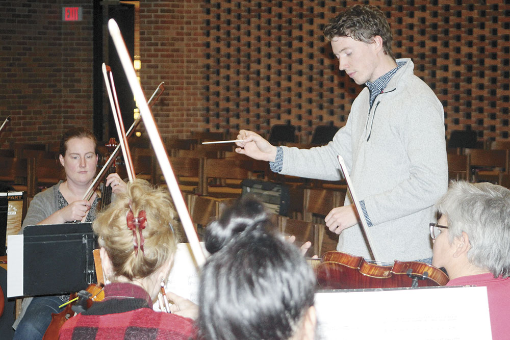 "Charles City Community Chamber Orchestra presents ""A Spring Concert"" Sunday"