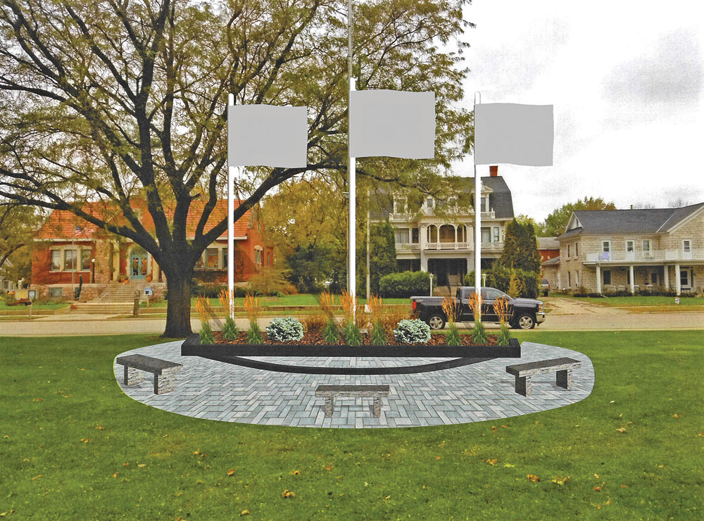 Local organizations to gift new tornado memorial to Charles City