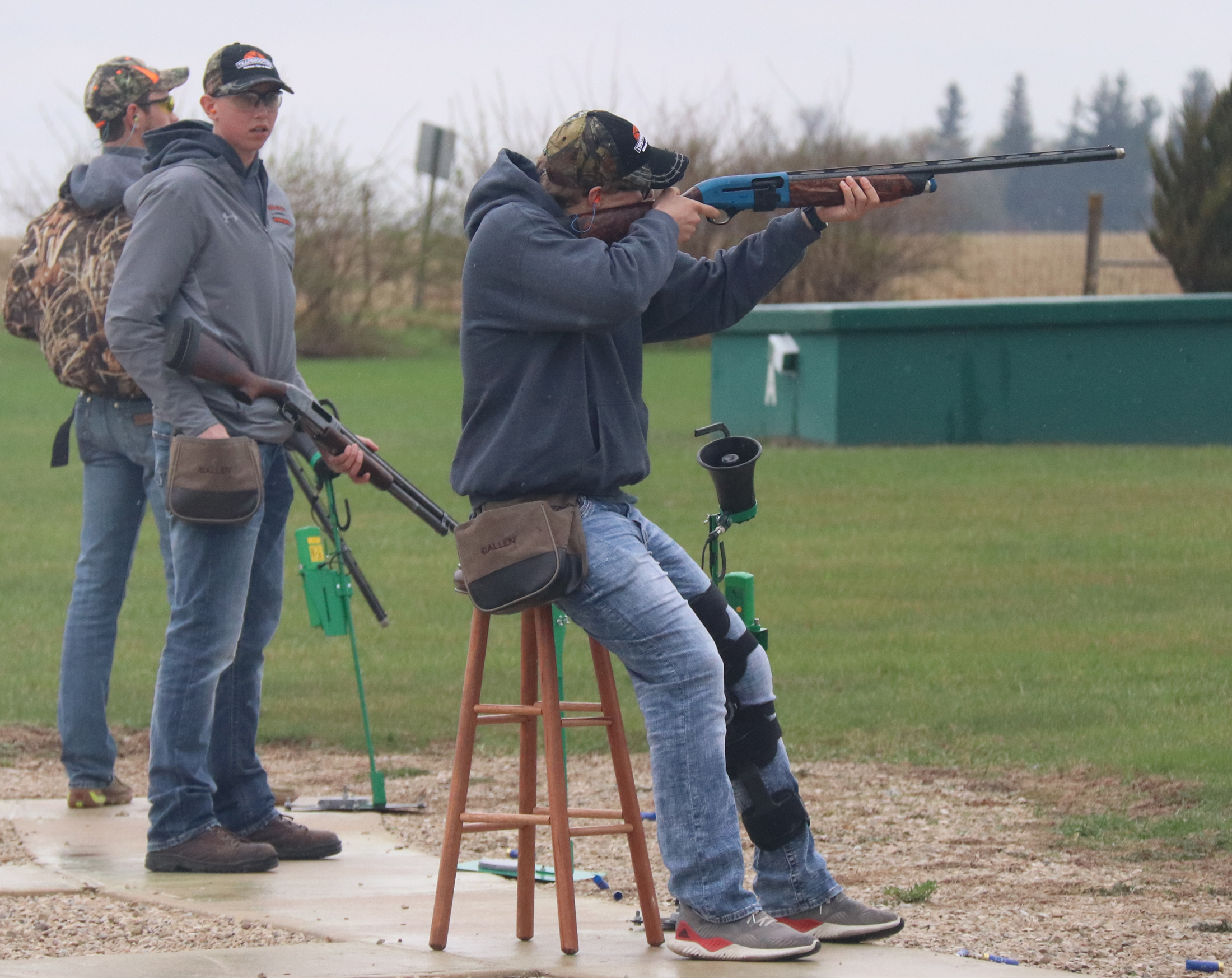 Weather shoots back during CC/N-P meet against Osage