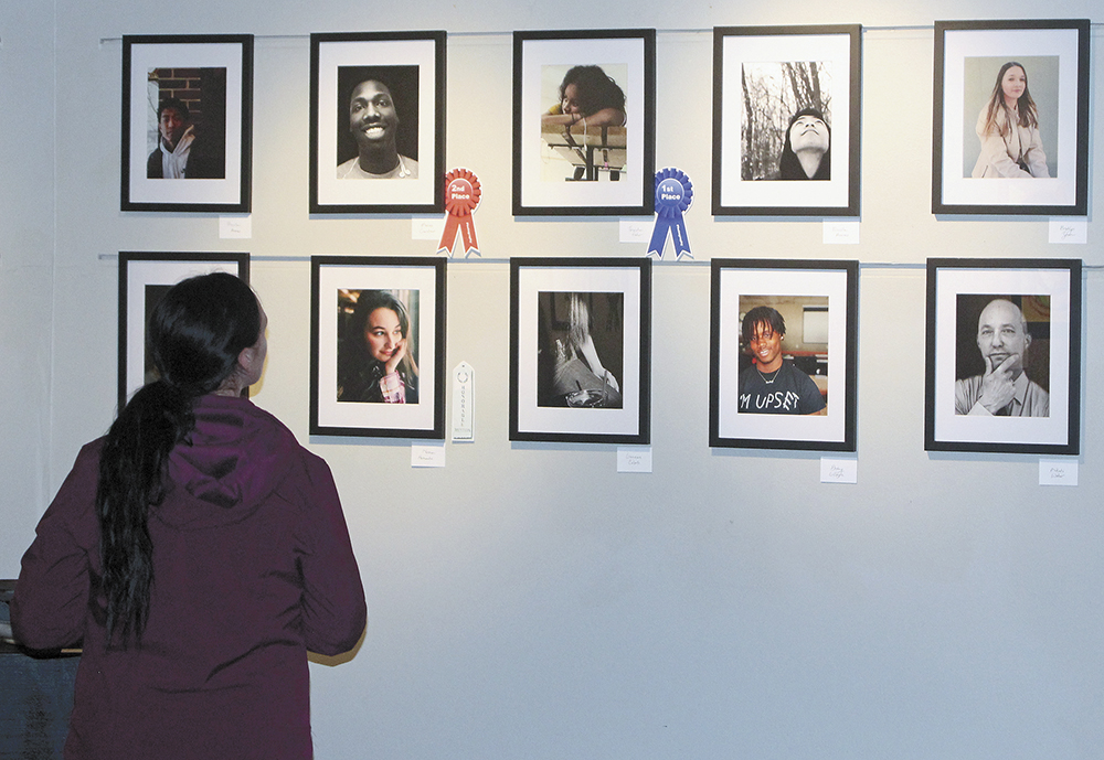 CCHS artists show their stuff at CCAC
