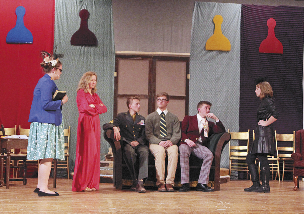 CCHS ready to perform 'Clue' this weekend