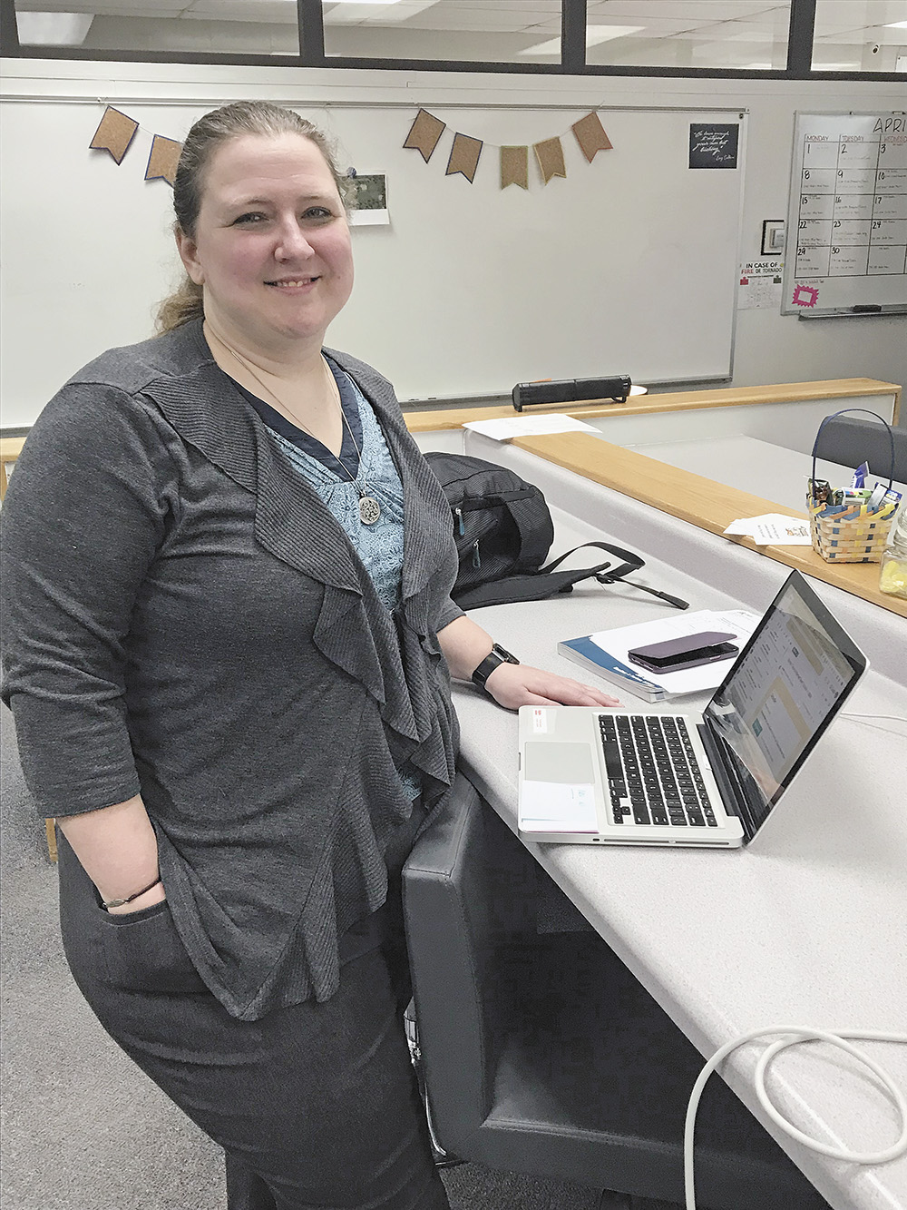 Charles City teacher will present research to American Psychological Association