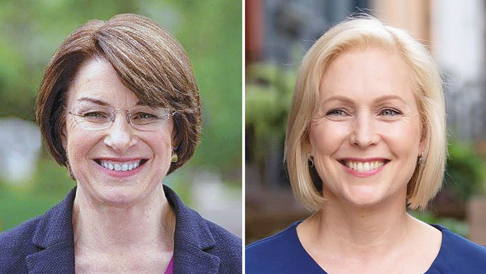 Klobuchar, Gillibrand to stop in Charles City Saturday