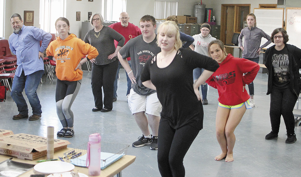 Stony Point Players announce cast of 'Spamalot'