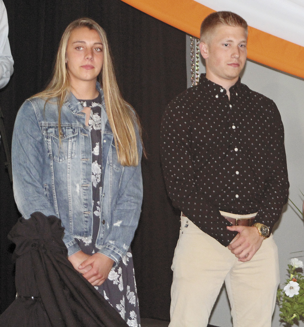 Comet Choice Awards presented Tuesday