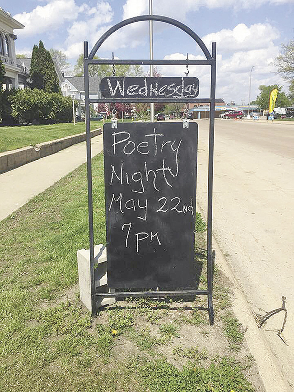 CCAC to host a night of poetry