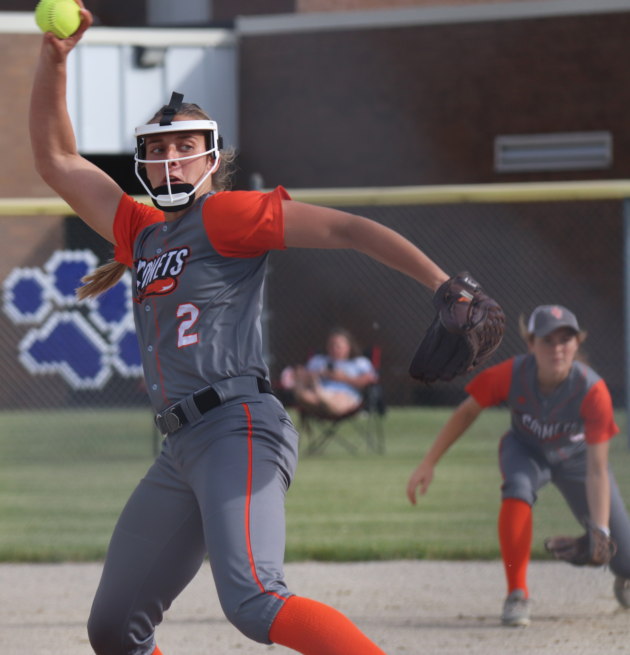 Undefeated Comets win 25th; Heyer whiffs 800th