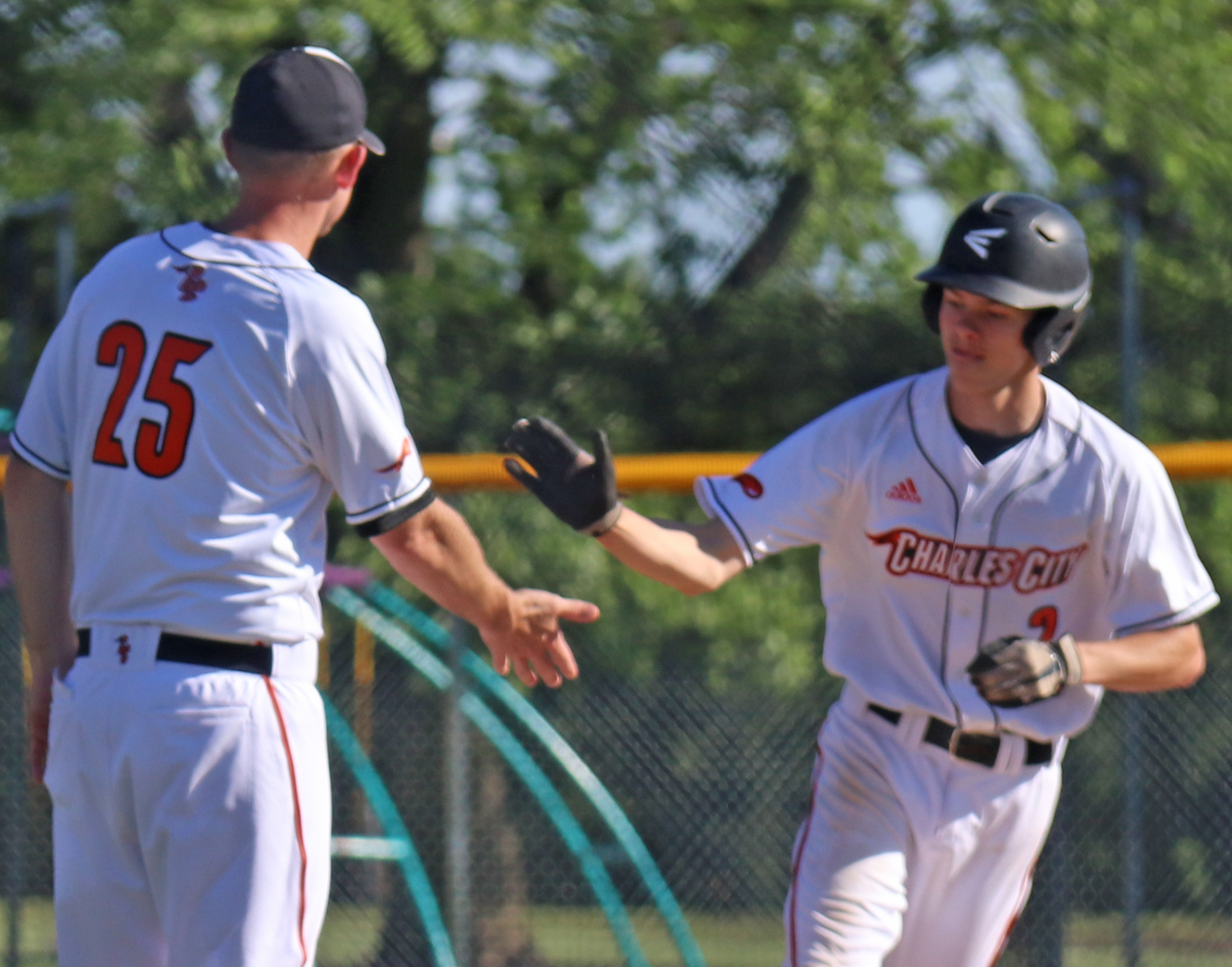 Comets inflict damage during DH sweep of Cadets