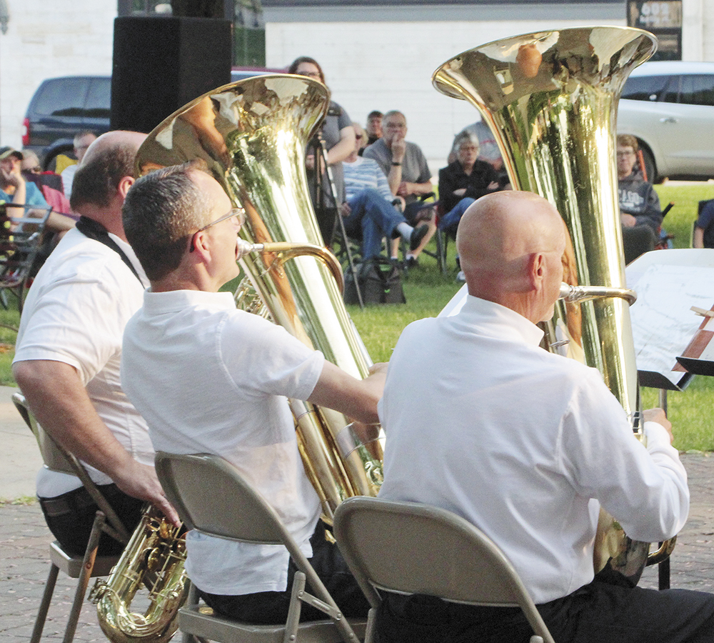 Municipal Band to perform in Central Park on Sunday