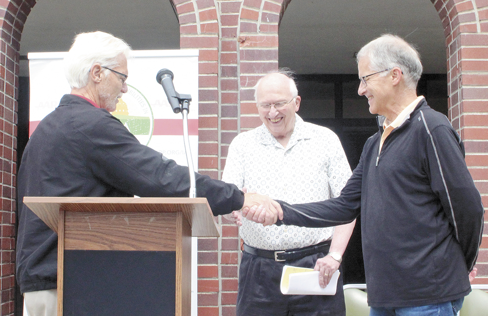Charles City recognized for age-friendliness