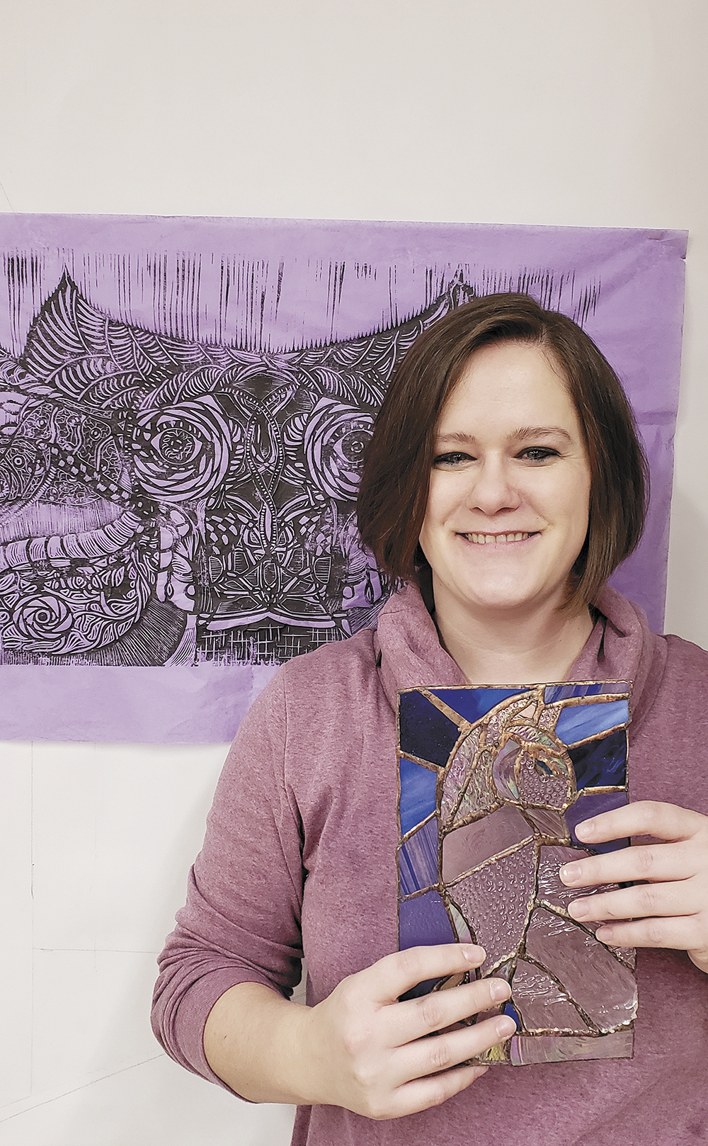 New Hampton's Nelson to be CCAC featured artist in July