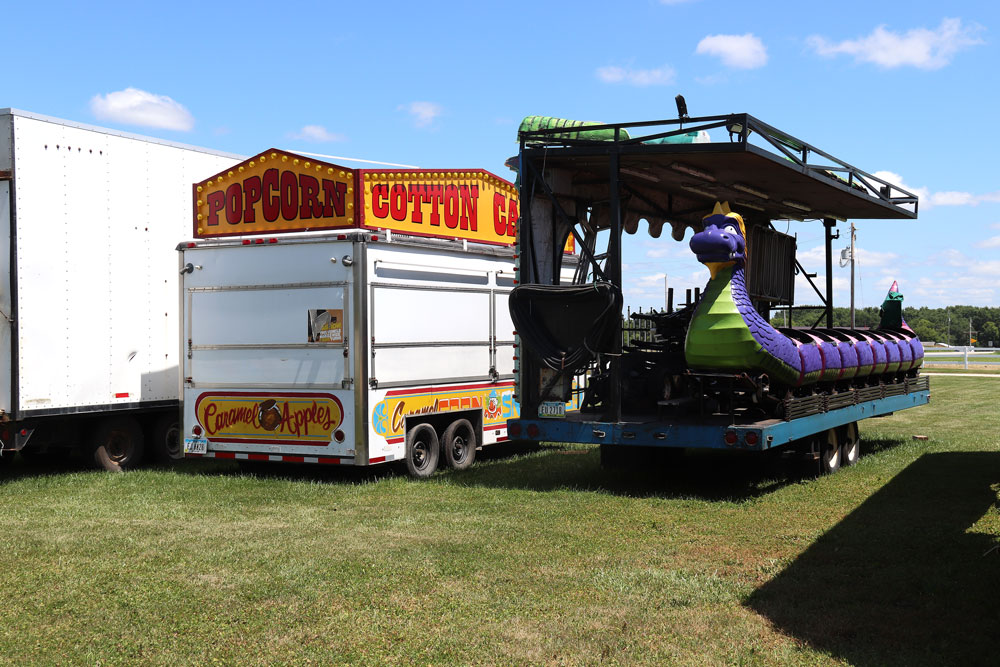 Revamped Floyd County Fair ready to roll next week
