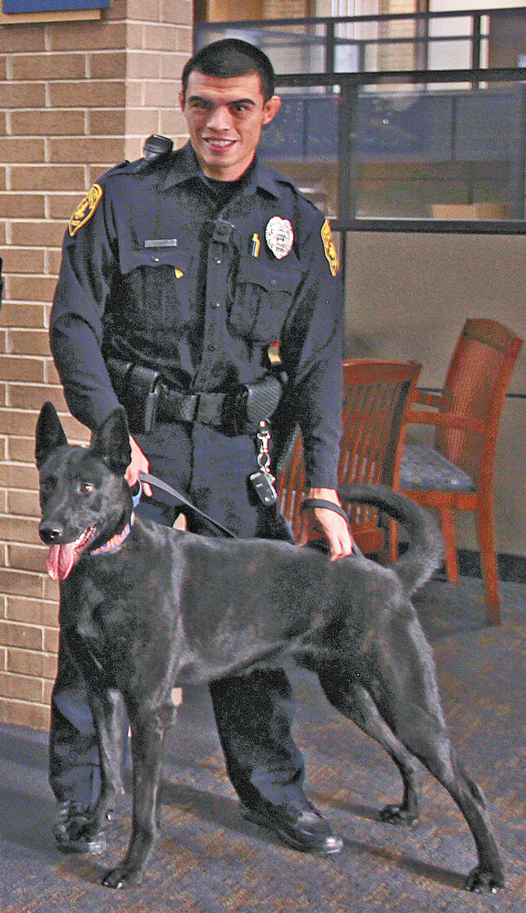 K9 officer Jordy involved in incident in Floyd