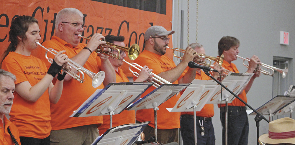Alumni Jazz Band holds fourth annual reunion concert