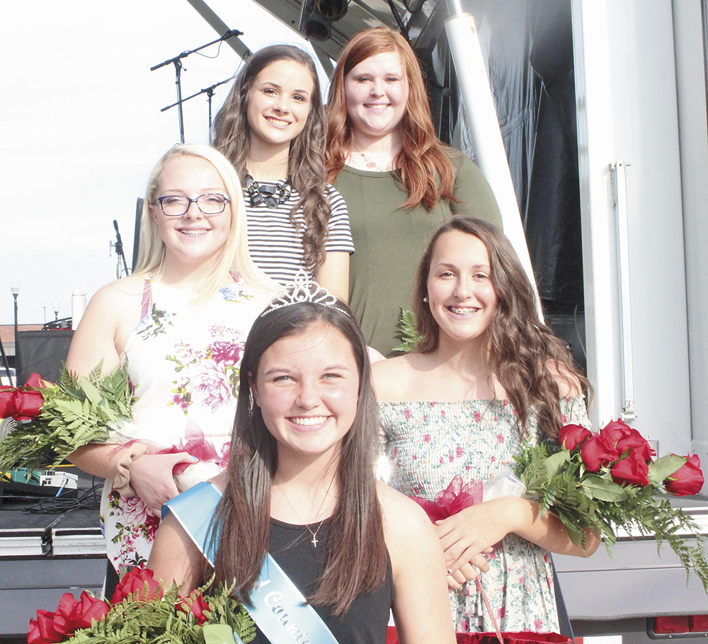 Krumwiede crowned 2019 Floyd County Fair Queen