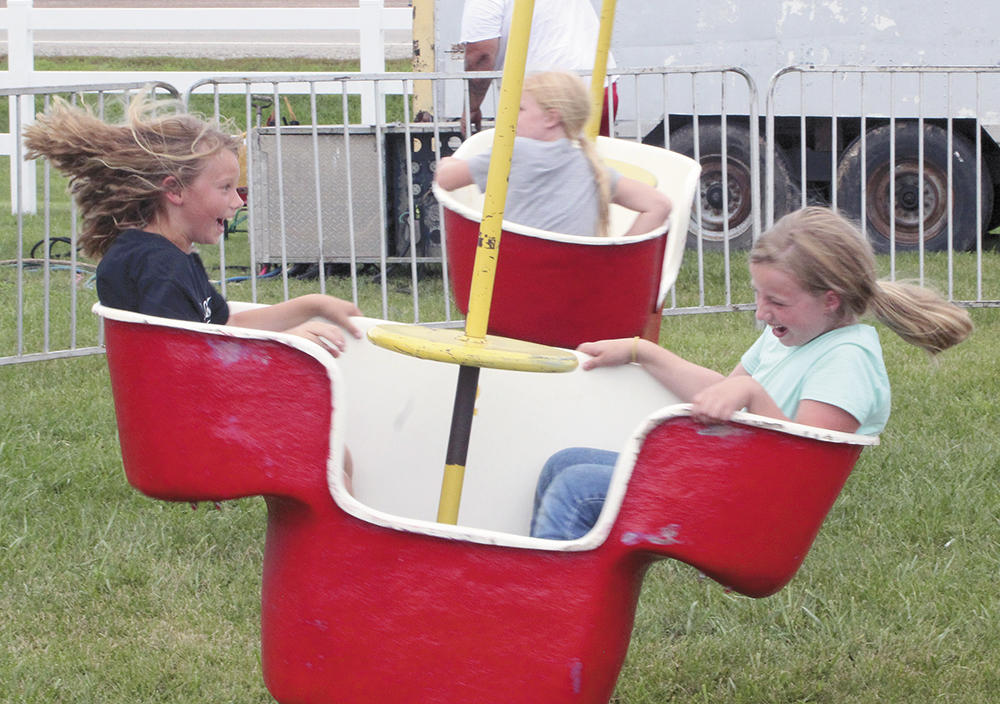 Same sights, same sounds as 2019 Floyd County Fair begins