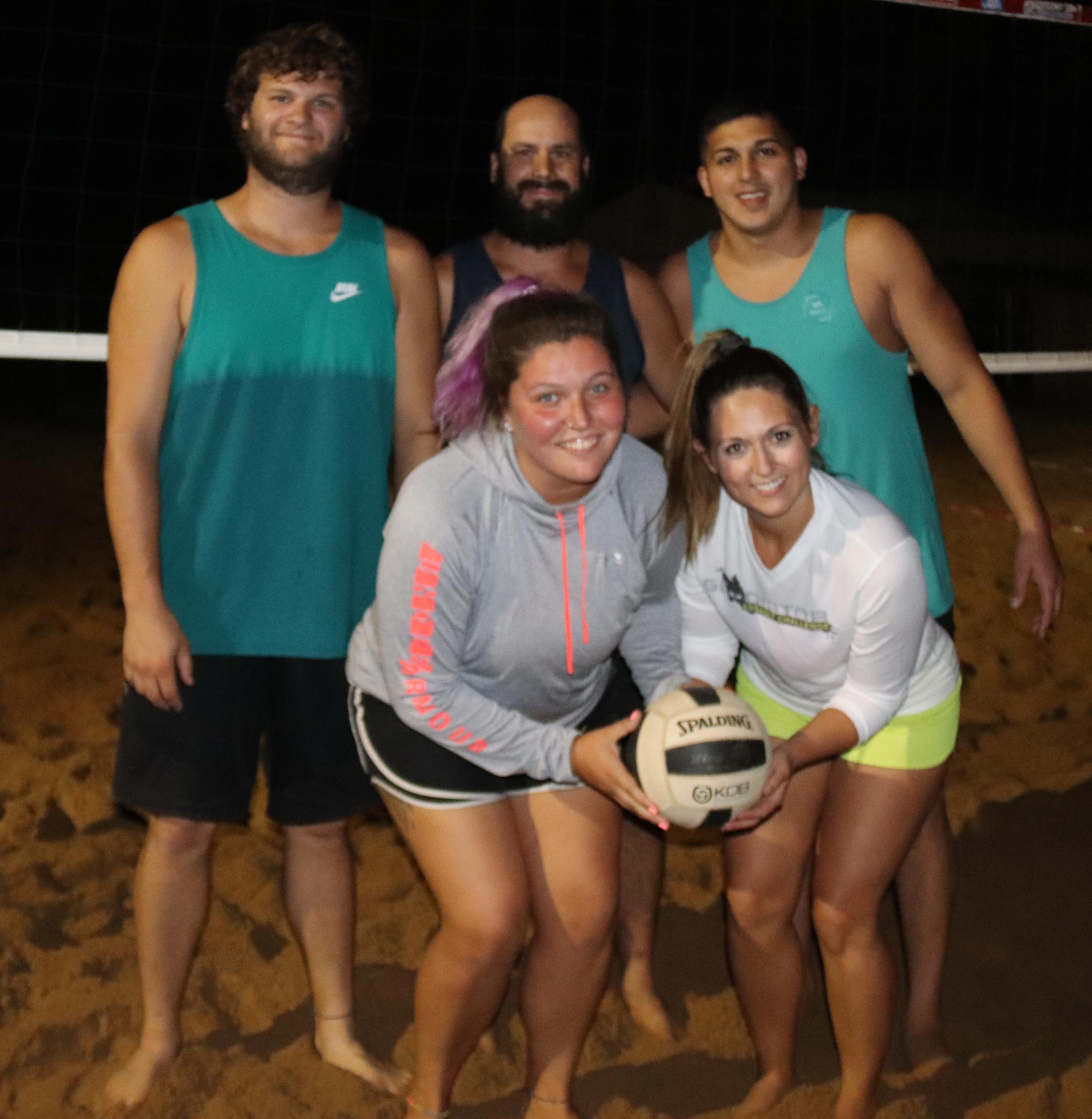 F&AJ's win Comet Bowl Sand Volleyball League championship